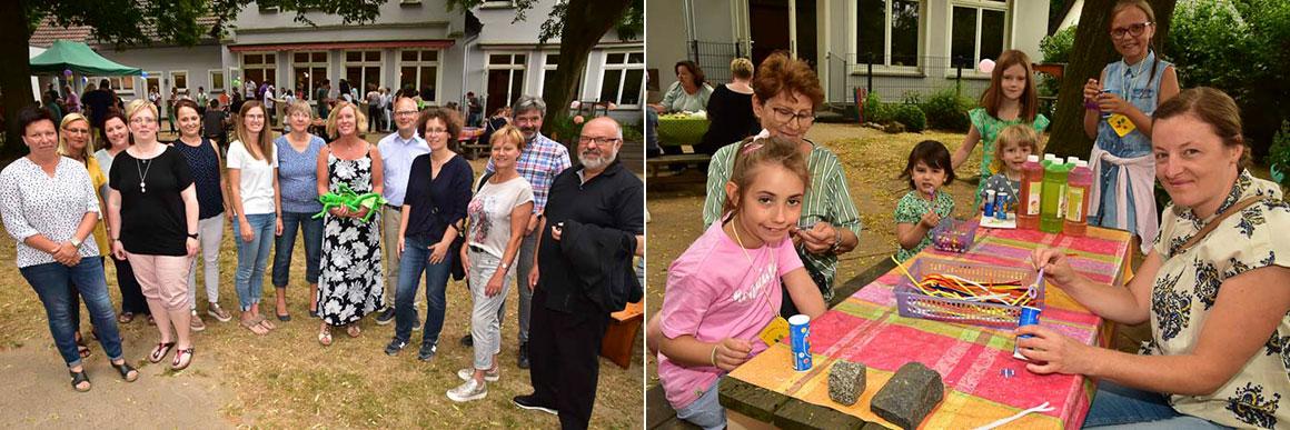 50 Jahre Ev. Kindertagesstätte Bustedt in Bünde