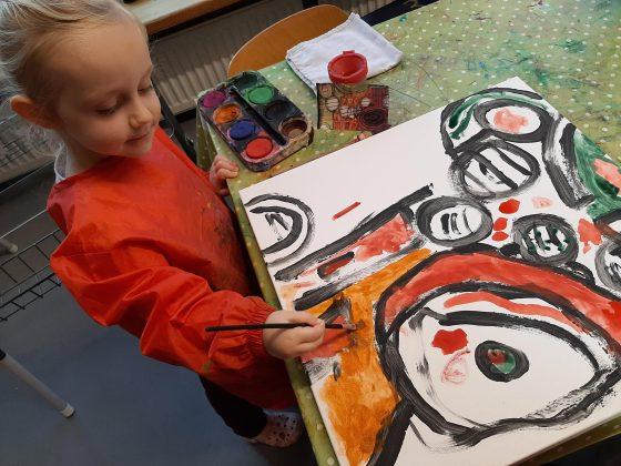 """""""Große Kunst in Kinderhand"""""""