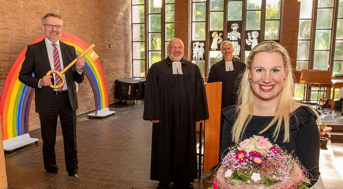 Kirchenkreis Herford, Kita Luise-Scheppler-Kindergarten, Gottesdienst