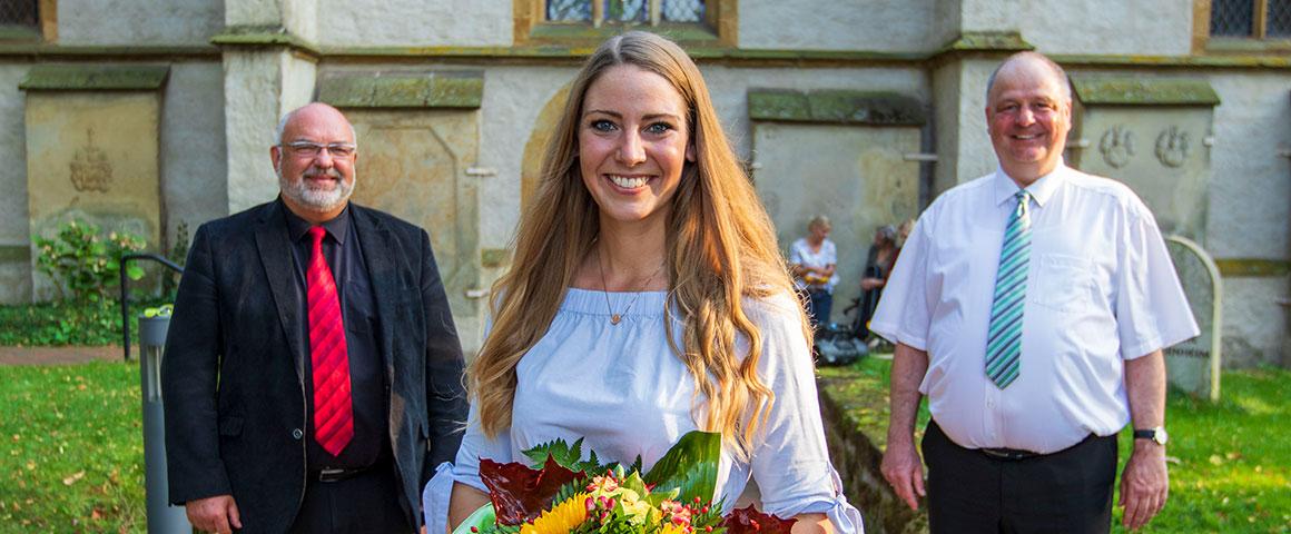 Kirchenkreis Herford, Kita, Klosterbauerschaft, Leitungswechsel, Melanie Peters