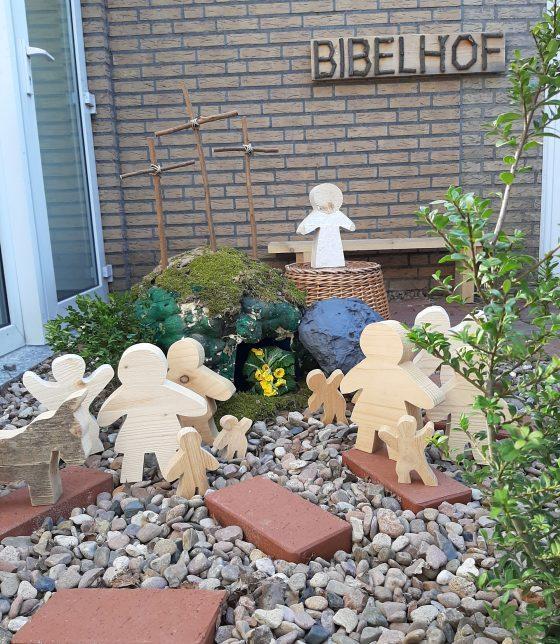 Ostern im Bibelhof