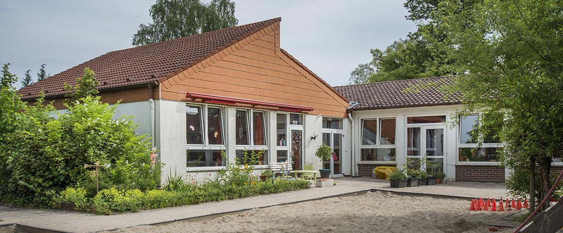 """Ev. Kita / Familienzentrum """"Bussche-Münch-Straße"""""""