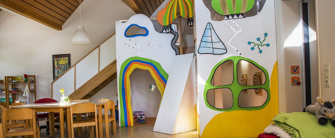 """Ev. Kita / Familienzentrum """"Regenbogenhaus"""""""