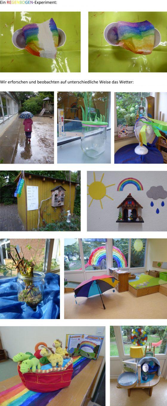 Fotos vom Wetter-Projekt