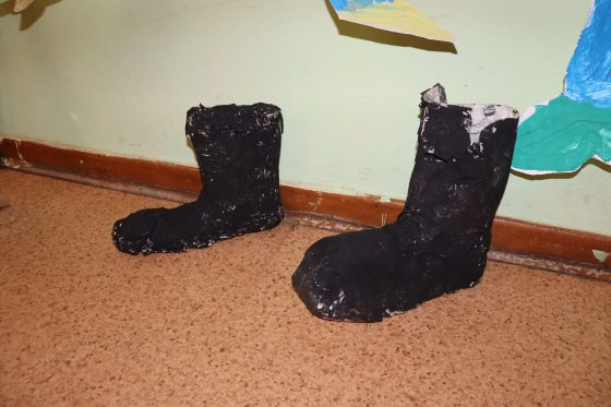 riesen Schuhe
