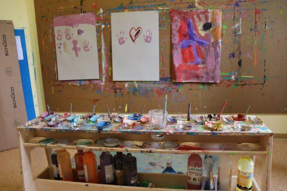 Maleratelier