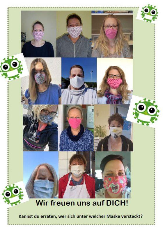 Maskenrätsel