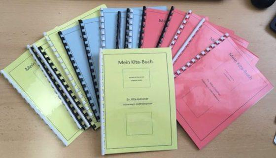 """Mein-Kita-Buch für die """"neuen Kinder"""""""