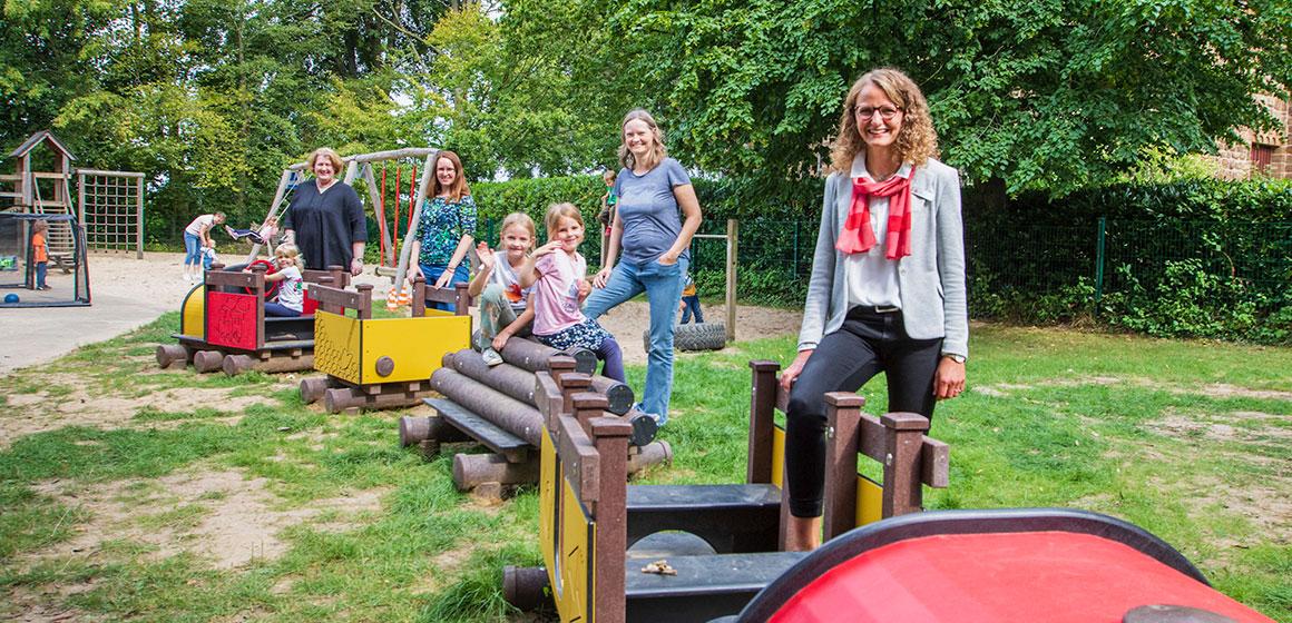 Eisenbahn für Kinder
