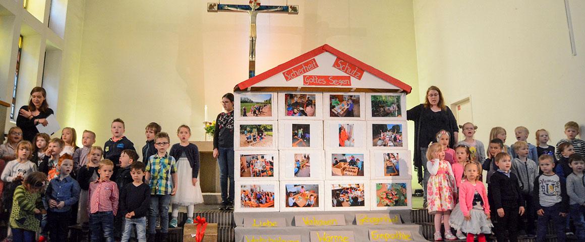 """50 Jahre Evangelische Kita """"Arche"""" in Bünde"""